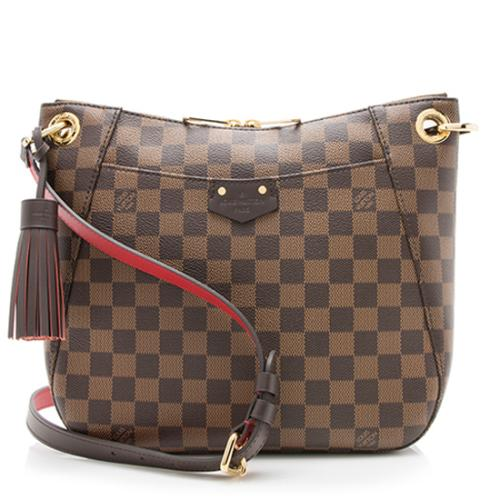 Louis Vuitton Damier Ebene South Bank Besace Shoulder Bag