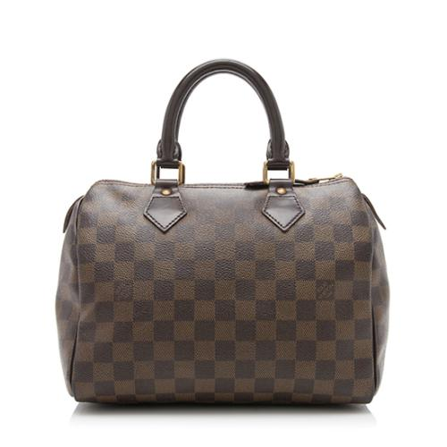 19caf73555765 Louis-Vuitton-Damier-Ebene-Speedy-25 -Satchel--FINAL-SALE 95358 front large 0.jpg