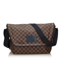 Louis Vuitton Damier Ebene Sprinter MM Messenger Bag