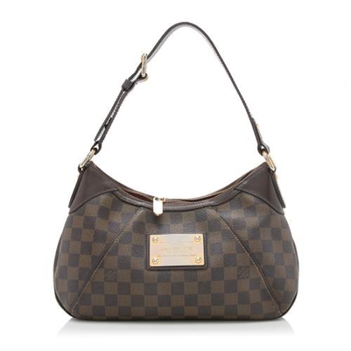 Louis Vuitton Damier Ebene Thames PM Shoulder Bag - FINAL SALE