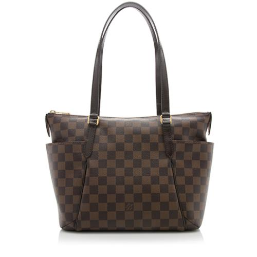Louis Vuitton Damier Ebene Totally PM Tote