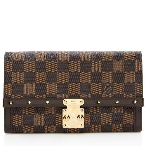 Louis Vuitton Damier Ebene Venice Wallet