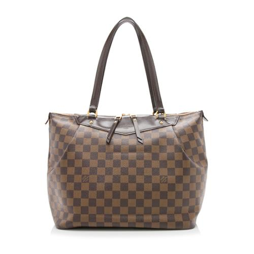 Louis Vuitton Damier Ebene Westminster GM Tote