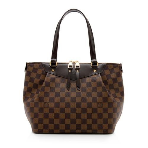 Louis Vuitton Damier Ebene Westminster PM Tote