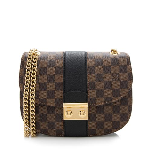 Louis Vuitton Damier Ebene Wight Shoulder Bag