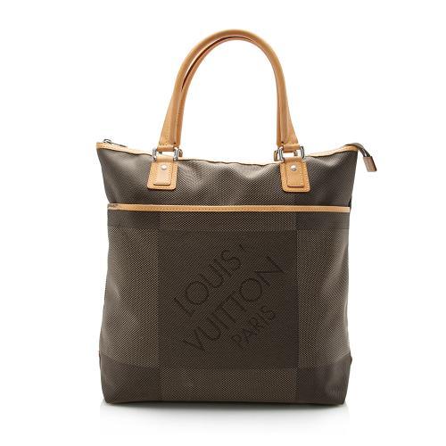 Louis Vuitton Damier Geant Cougar Tote