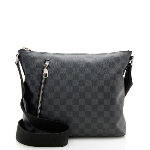 Louis Vuitton Damier Graphite Mick PM Messenger Bag