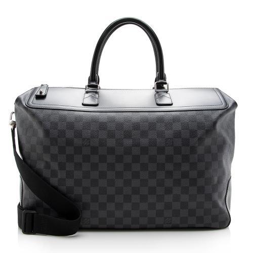 Louis Vuitton Damier Graphite Neo Greenwich Bag