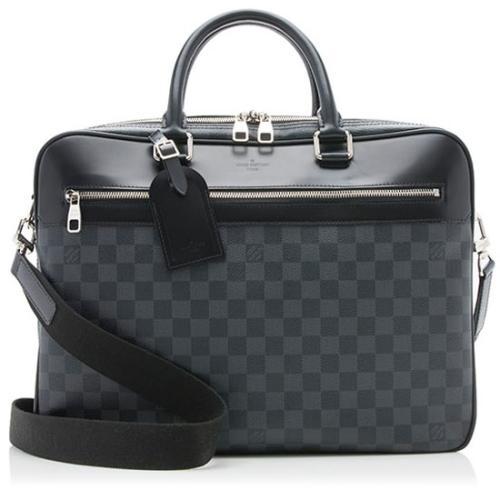 Louis Vuitton Damier Graphite Overnight Shoulder Bag