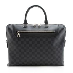 Louis Vuitton Damier Graphite Porte-Documents Jour Shoulder Bag