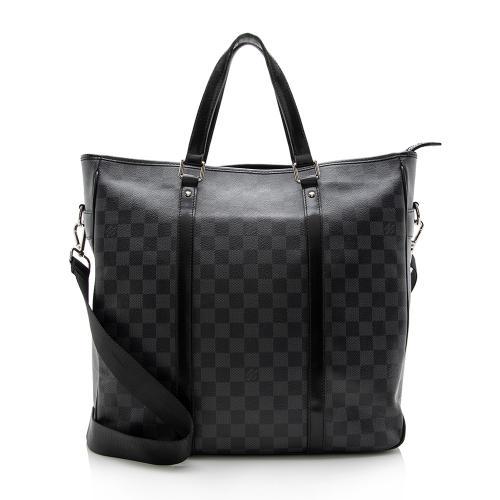 Louis Vuitton Damier Graphite Tadao PM Tote