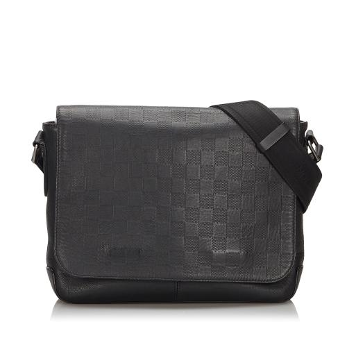 Louis Vuitton Damier Infini District MM