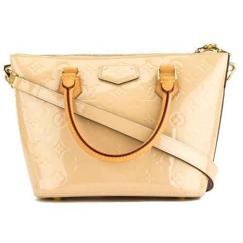 Louis Vuitton Monogram Vernis Montebello PM Shoulder Bag