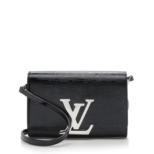 Louis Vuitton Electric Epi Leather Louise PM Bag