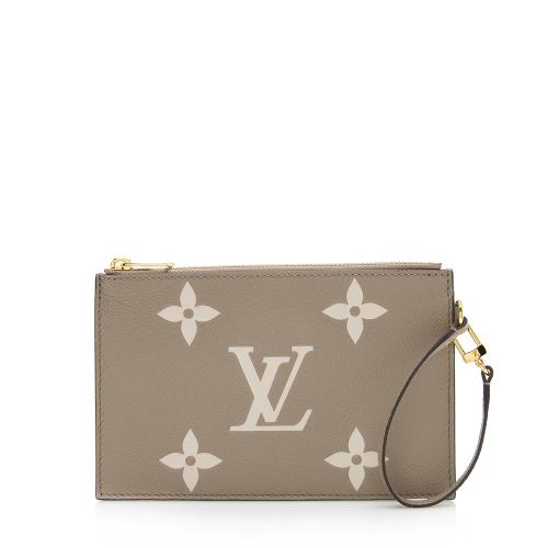 Louis Vuitton Empreinte Leather Crafty Pochette