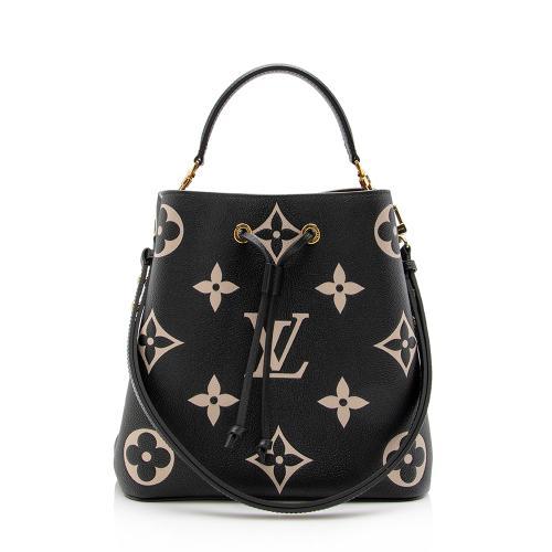 Louis Vuitton Empreinte Leather Neonoe MM Shoulder Bag