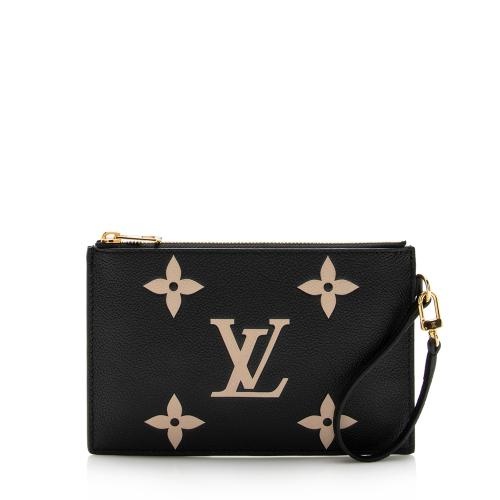 Louis Vuitton Empreinte Leather Pochette