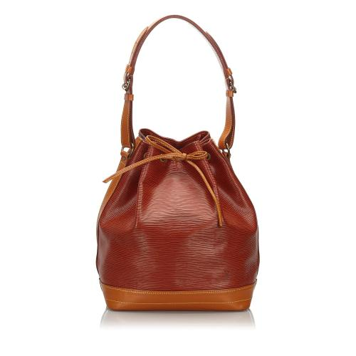 Louis Vuitton Epi Bicolor Noe Shoulder Bag