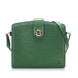 Louis Vuitton Epi Leather Capucine Shoulder Bag