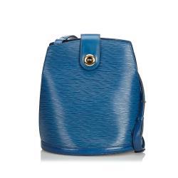 Louis Vuitton Epi Leather Cluny Shoulder Bag