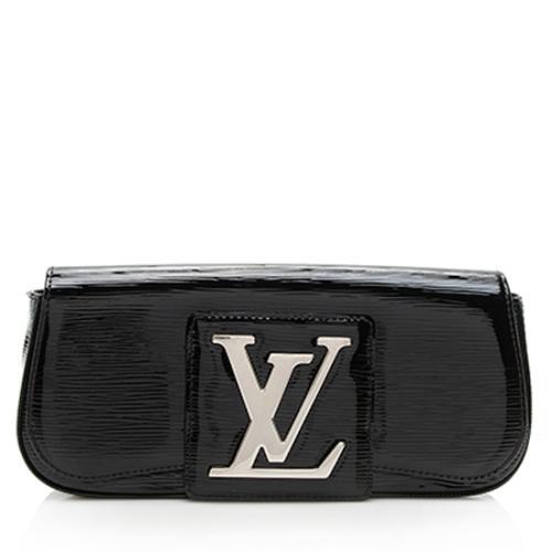 Louis Vuitton Epi Electric Leather Sobe Clutch