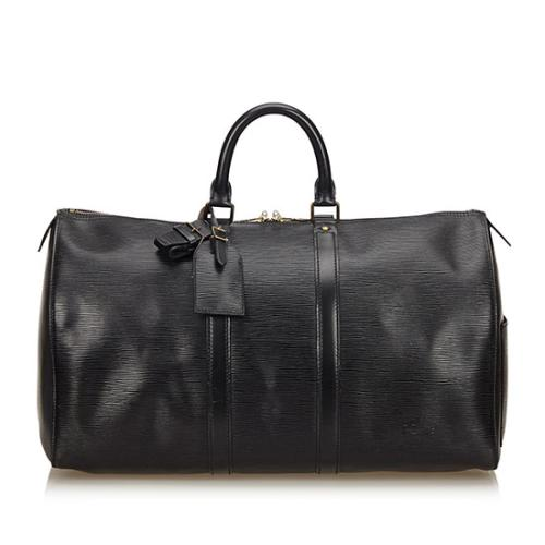 Louis Vuitton Vintage Epi Keepall 45 Duffel Bag