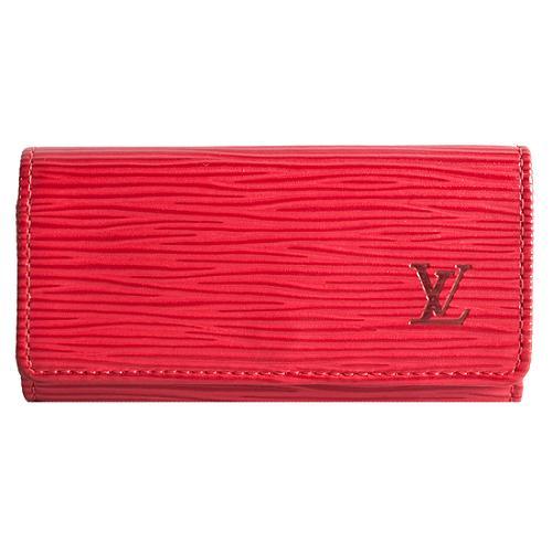 Louis Vuitton Epi Leather 4 Key Holder