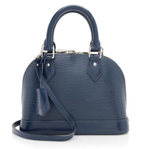 Louis Vuitton Epi Leather Alma BB Satchel