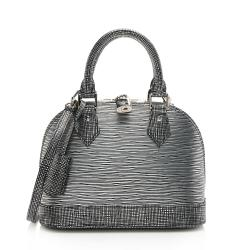 Louis Vuitton Epi Leather Alma BB Satchel