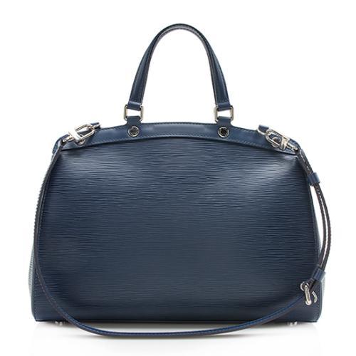 Louis Vuitton Epi Leather Brea MM Satchel