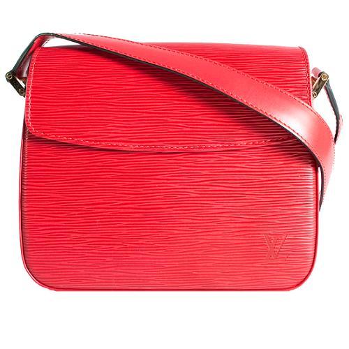 Louis Vuitton Epi Leather Buci Shoulder Handbag