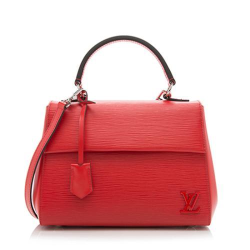 Louis Vuitton Epi Leather Cluny BB Satchel