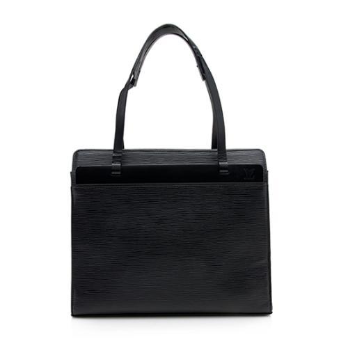Louis Vuitton Epi Leather Croisette PM Shoulder Bag