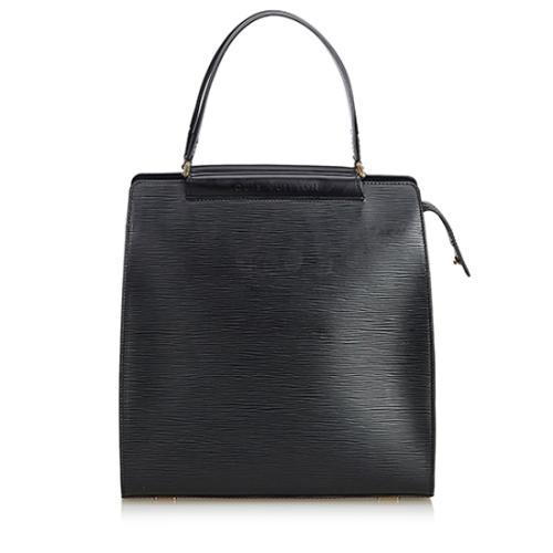 Louis Vuitton Epi Leather Figari MM Tote