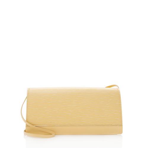 Louis Vuitton Epi Leather Honfleur Clutch