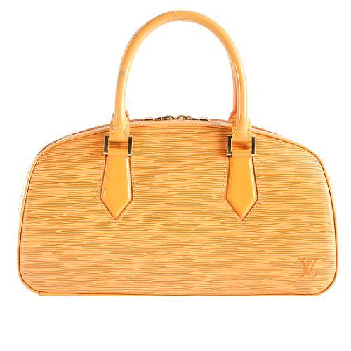 Louis Vuitton Epi Leather Jasmin Satchel Handbag