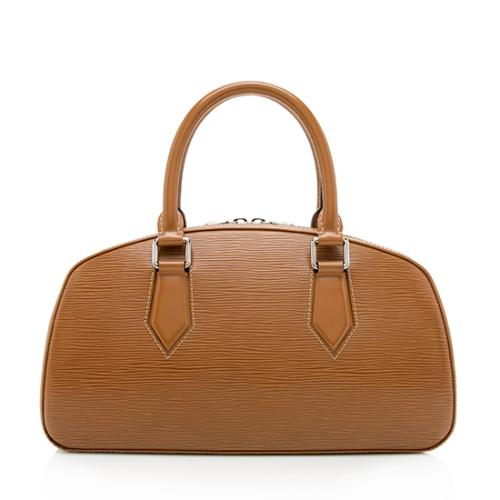Louis Vuitton Epi Leather Jasmin Satchel