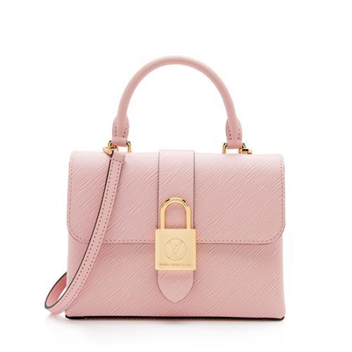 Louis Vuitton Epi Leather Locky BB Satchel