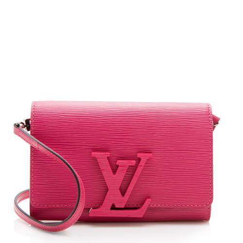 Louis Vuitton Epi Leather Louise PM Shoulder Bag