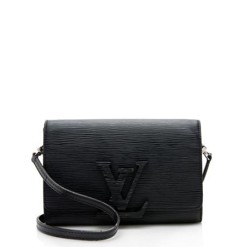 Louis Vuitton Epi Leather Louise Strap PM Shoulder Bag