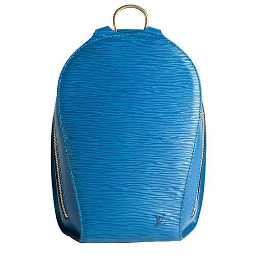 Louis Vuitton Epi Leather Mabillon Backpack