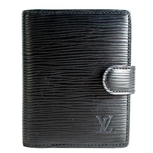 Louis Vuitton Epi Leather Mini Agenda Cover