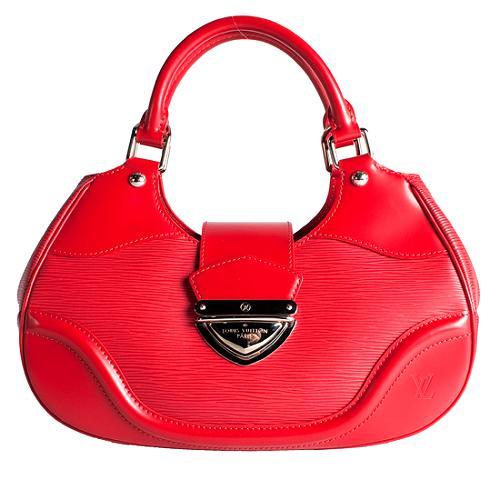 Louis Vuitton Epi Leather Montaigne Sac Handbag