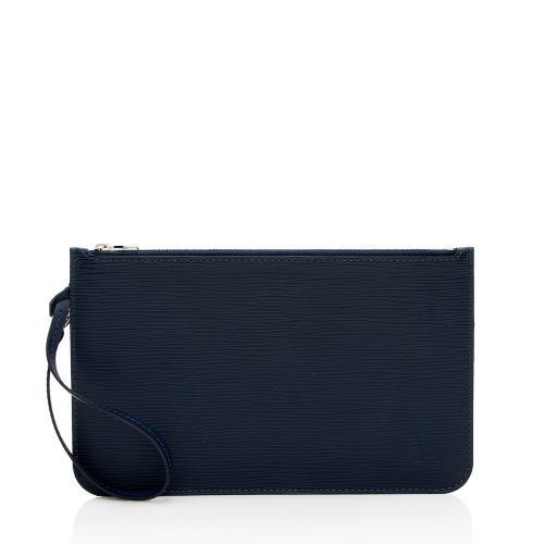Louis Vuitton Epi Leather Neverfull MM Pochette