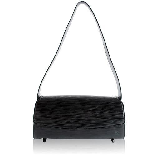 Louis Vuitton Epi Leather Nocturne PM Shoulder Handbag