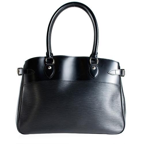 Louis Vuitton Epi Leather Passy GM Satchel Handbag