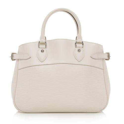 Louis Vuitton Epi Leather Passy PM Satchel