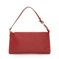 Louis Vuitton Epi Leather Pochette 21 Accessoires