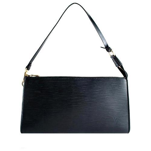 Louis Vuitton Epi Leather Pochette Accessoires Shoulder Bag