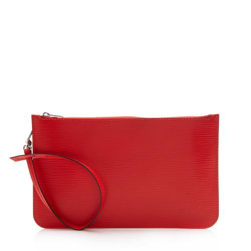Louis Vuitton Epi Leather Pochette